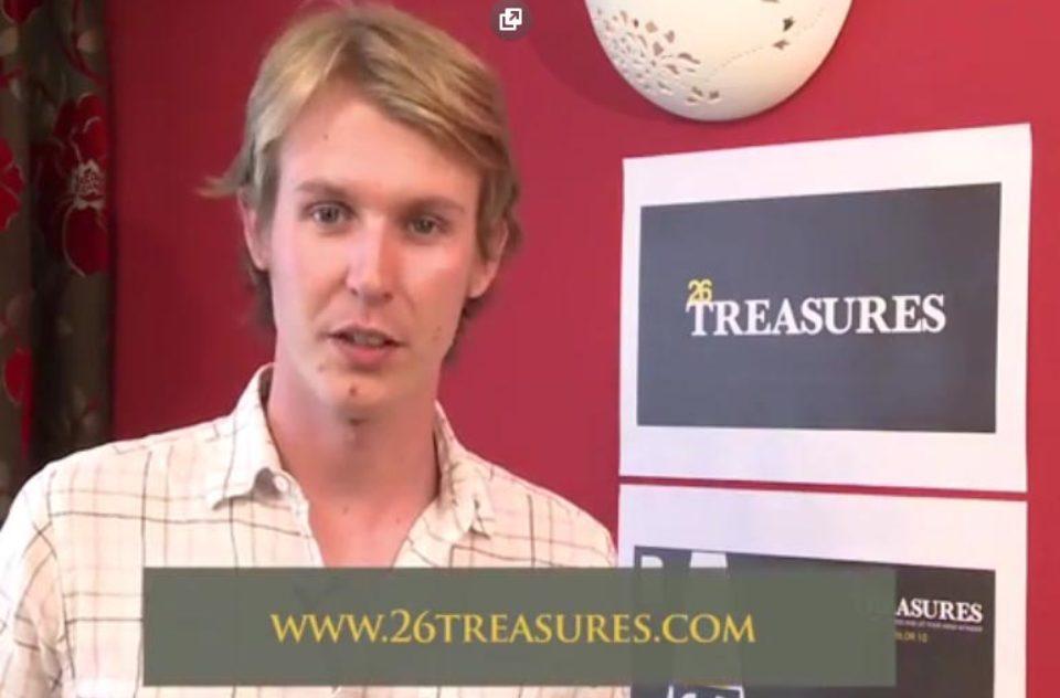 26 Treasures Promo