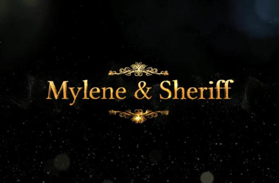 Mylene & Sheriff Wedding Intro