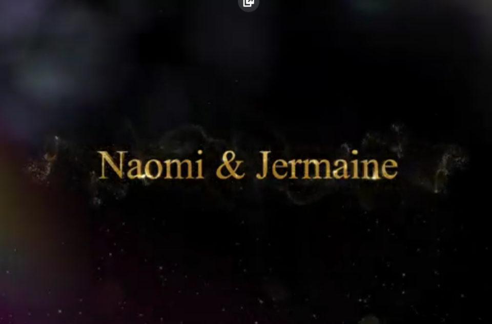Naomi & Jermaine wedding highlights